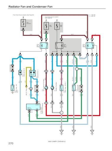 Cooling Fan Wiring Diagram, Radiator Fan Wiring Diagram
