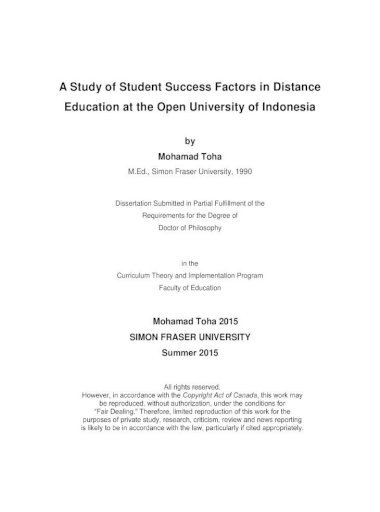 sfu thesis template download