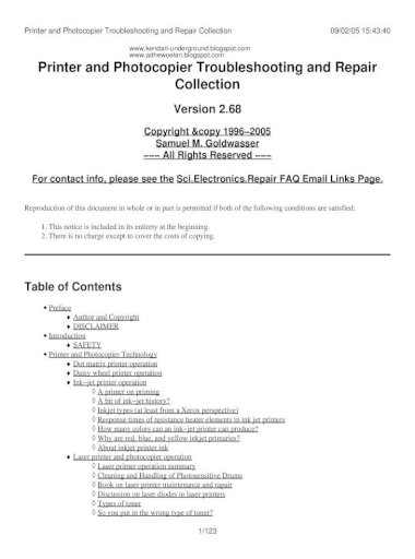 dissertation hp deskjet repair