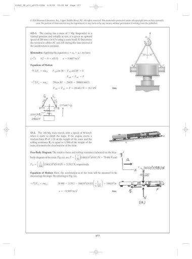 Dynamics Solutions Hibbeler 12th Edition Chapter 13 Dinamica Soluciones Hibbeler 12a Edicion Capitulo 13