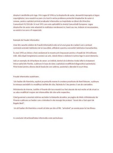 Exemplu de text pentru edin a site ului de anun)