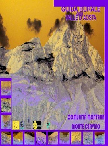 Cartina Muta Della Valle D Aosta.Guida Rurale Della Valle D Aosta