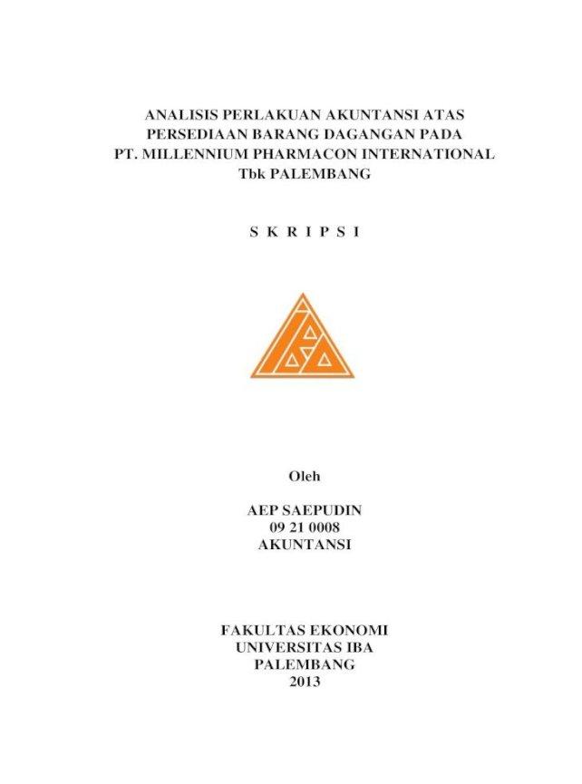 Analisis Perlakuan Akuntansi Atas Persediaan Barang Iv Hasil Penelitian Dan Pembahasan 4 8 Penilaian Persediaan Metode Lifo Desember 2012 2 1 Hubungan Persediaan Barang