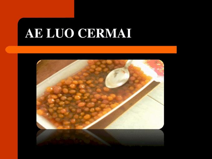 Masakan Melayu khas Riau
