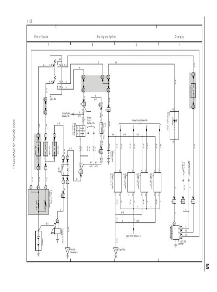 [DIAGRAM_0HG]  scion xb Overall Electrical Wiring Diagram | Wiring Diagram For A 2006 Scion Xb |  | DOKUMEN.TIPS