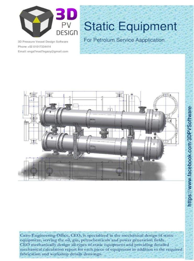 3d Pressure Vessel Design Software