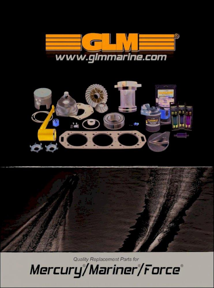 WATER PUMP KIT fits Mercury 2-Stroke 1990 1991 1992 1993 1994 Sea Pro 0D038000