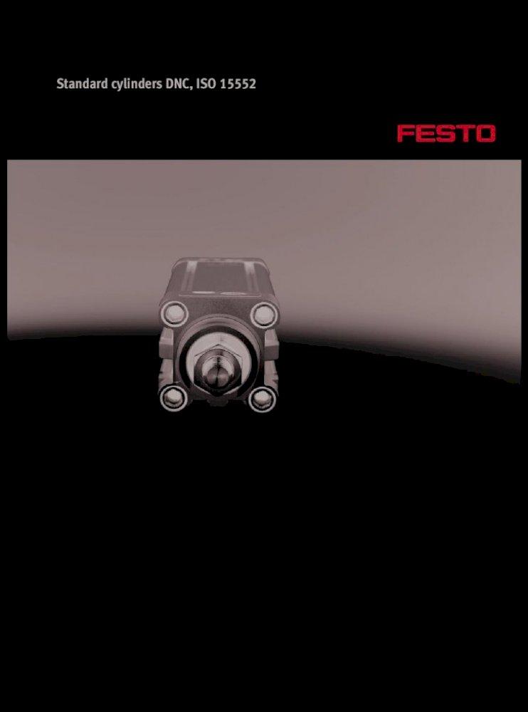 PPVA Set of Wearing Parts Festo 369200 DNC-100