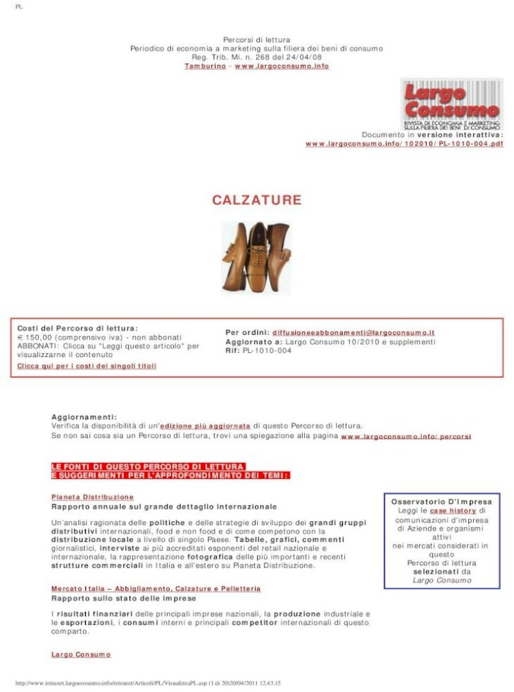 adidas distribuzione italia