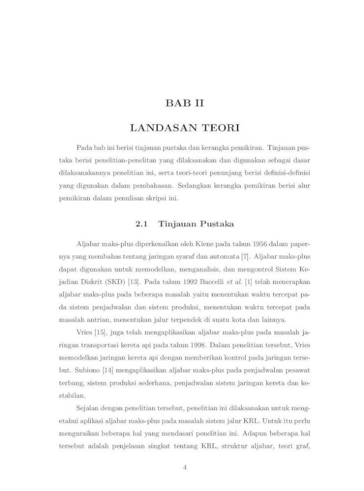 Landasan Teori Dalam Skripsi Adalah لم يسبق له مثيل الصور Tier3 Xyz