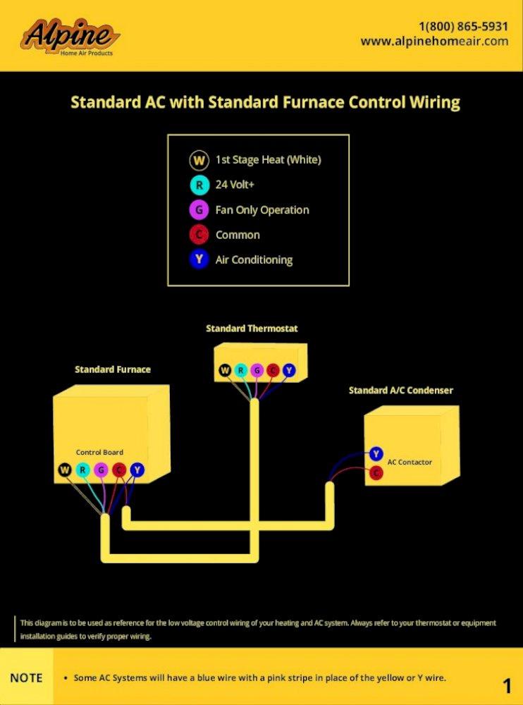standard contactor wiring diagram standard ac wiring diagrams update ac wiring 1 800  865 5931  standard ac wiring diagrams update ac